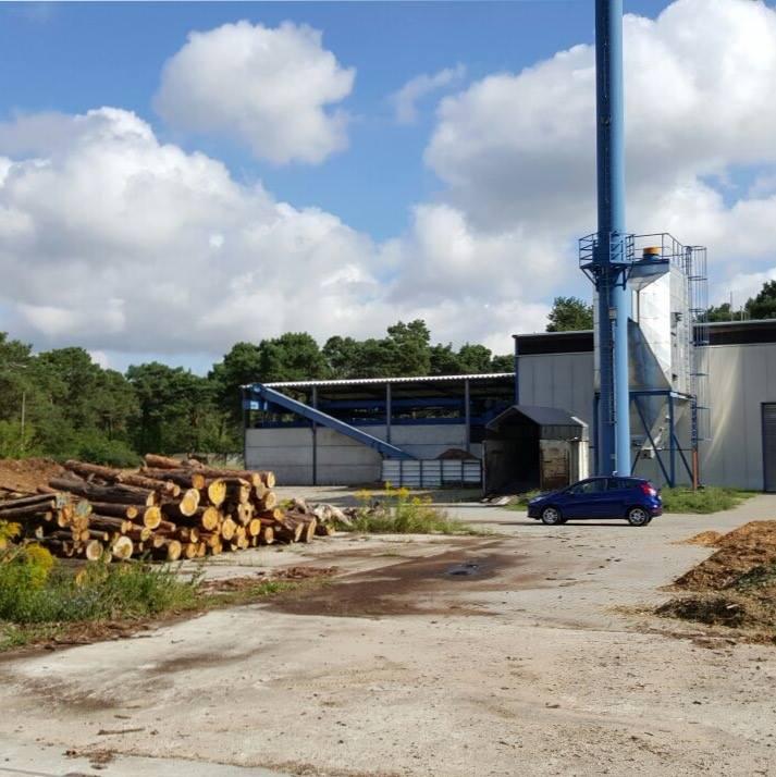 Biomassacentrale Fürstenwalde