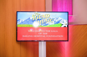 Smiling Hospital Charity Gala with the theme 'Sound of Music'